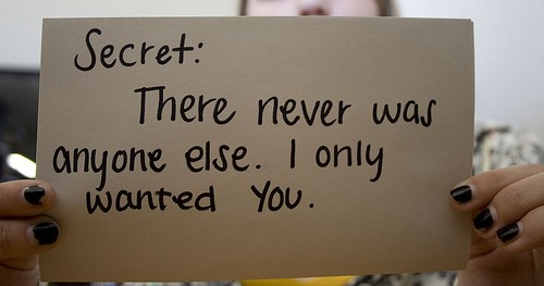Secret Relationship Quotes Tumblr: Never Say Sorry For Saying How You Really Feel About